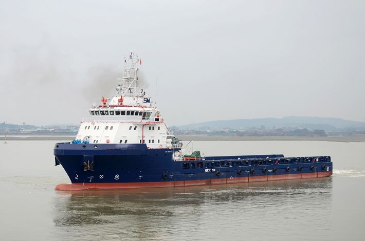 Mmc 887 By Mawei Shipbuilding 87m Platform Supply Vessel