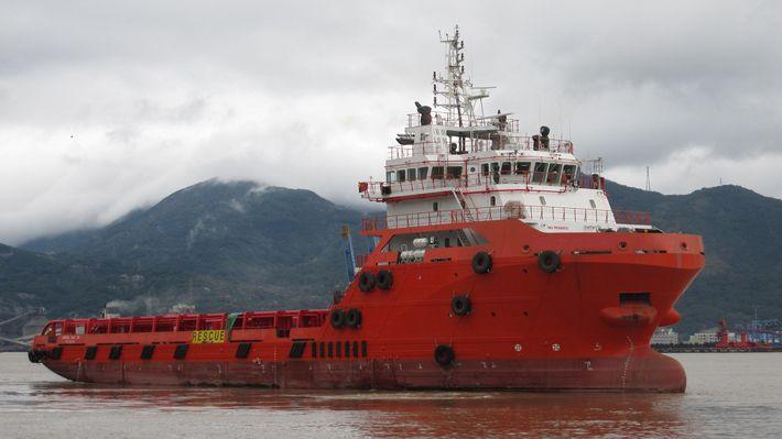 75m Platform Supply Vessel by Fujian Southeast Shipyard in China